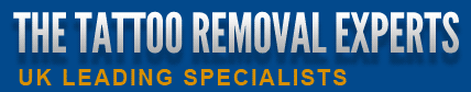 The Tattoo Removal Experts Logo